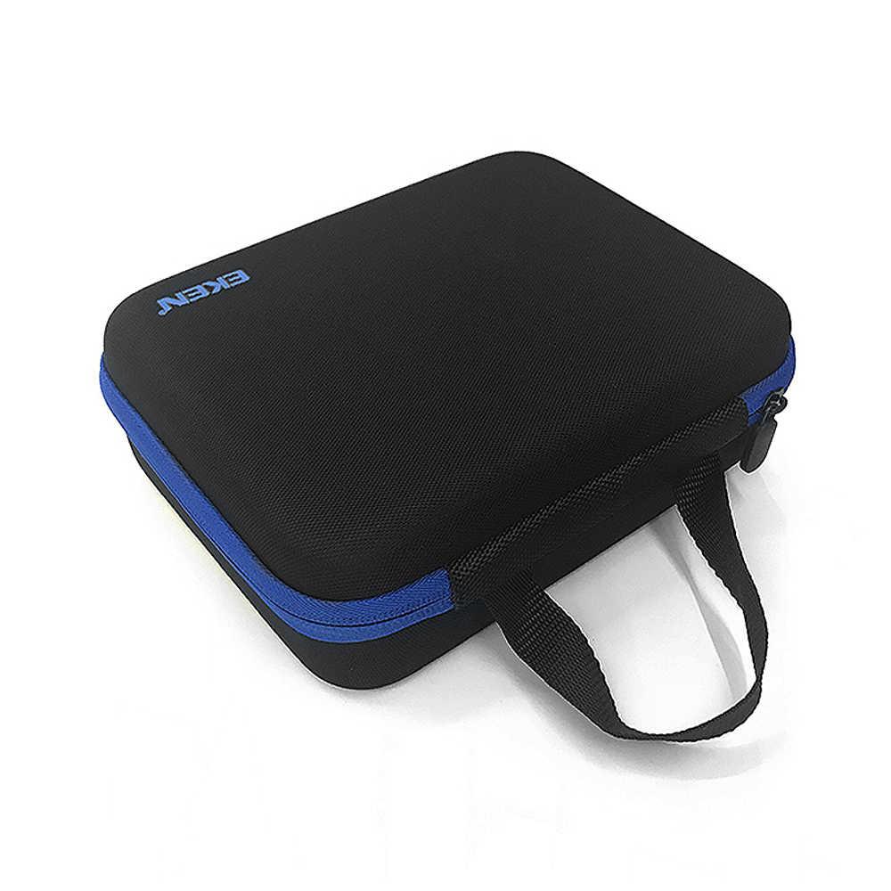 Новейшая модель; eken переноска для сумок, среднего размера сумка, сумка для хранения Камера аксессуары для eken H5S плюс H6s Yi Камера Gopro Hero 6 5 4 sj4000 Yi 4 K h9