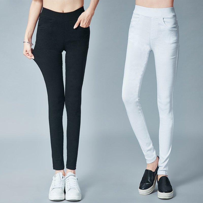 Popular White Stretch Pants-Buy Cheap White Stretch Pants lots ...