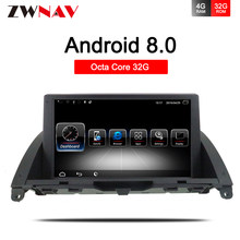 Android 8.0 Car DVD GPS Navi Head Unit untuk Mercedes Benz C Class W204 C200 2007-2014 Radio Stereo audio Video Tape Recorder 4 + 32(China)
