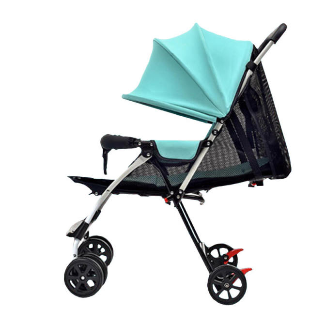 Lovely Summer Breathable Portable Baby Stroller