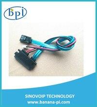 Хорошее качество Raspberry Pi Расширенная Версия sata Линия/Кабель для Banana Pi M1, M1, M3 Доска