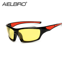 цена на AIELBRO Men Women Sport Eyewear Polarized Fishing Glasses UV400 Protection Outdoor Cycling Hiking Driving Sunglasses
