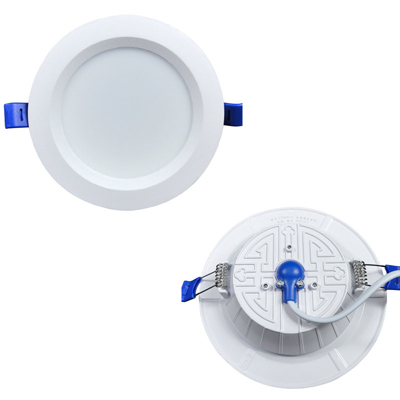 LED Panel Downlight 5W 9W 12W 18W 24W Round LED Ceiling Recessed Lights Power Supply Included SMD2835