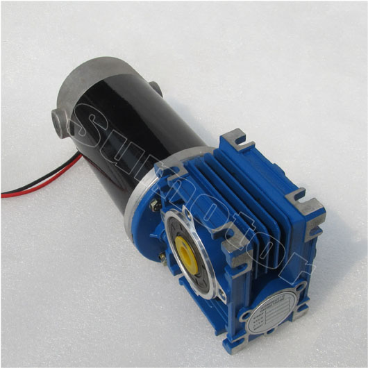 DC 24V GW80170 32N*m 28N*m 25N*m 16RPM 20RPM 27RPM Worm Gear reducer electric motor Large torque Low speed Guaranty High Quality  цены