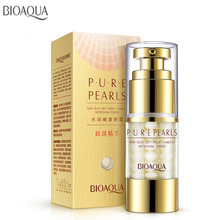 BIOAQUA Pearls Eye Cream Anti-aging Anti-puffiness Collagen Eye Creams Remove Eye Bag Dark Circle Whitening Firming Skin Care bioaqua pearls eye cream anti aging anti puffiness collagen eye creams remove eye bag dark circle whitening firming skin care