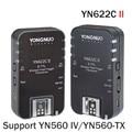 YONGNUO YN622CII HSS E-TTL Flash Trigger for Can Camera Compatible With YN622C YN560-TX RF-603 II RF-605