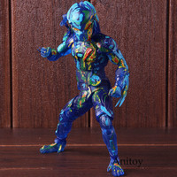 The Predator NECA Figure Thermal Vision Fugitive Predator Movie Figurine Action Figure PVC Collectible Model Toy