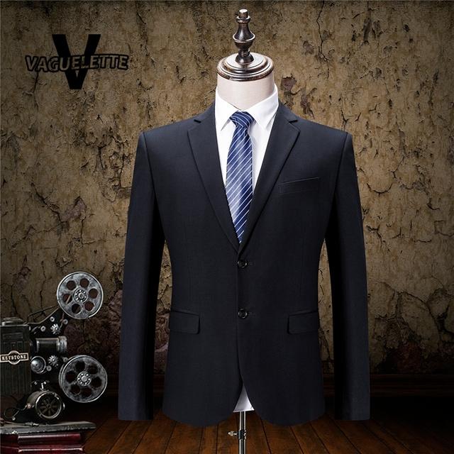 (Chaqueta + Pantalón) Para Hombre de Esmoquin de La Boda de Negocios Clásico Desgaste Flaco Masculino Adapte Slim Fit Trajes Importados De Hombres De Vestir S-3XL