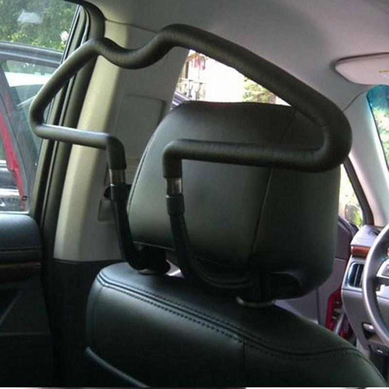 1pcs Car Coat Hanger Clothes Jackets Suits Holder Automotive Rack Hanging Suit Auto