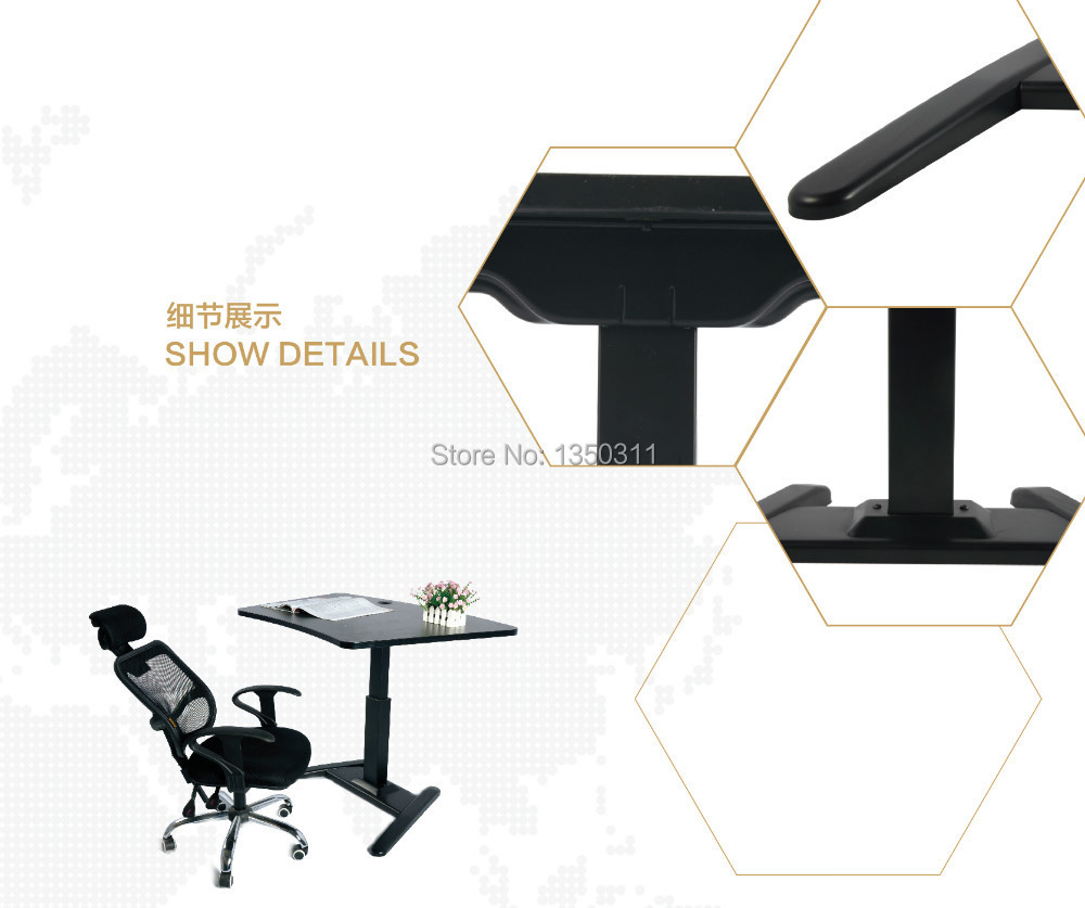Sit Stand Desk Lift Desk The Desk Office Table On Aliexpresscom - Office table lift