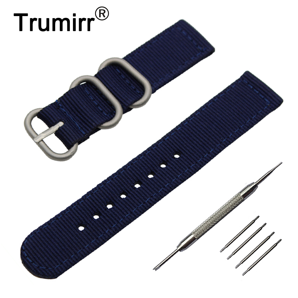 18mm 20mm 22mm 24mm Nylon Watch Band + Tool for Orient Zulu Fabric Strap Wrist Belt Bracelet Black Brown Blue Green Orange 24mm nylon watchband for suunto traverse watch band zulu strap fabric wrist belt bracelet black blue brown tool spring bars