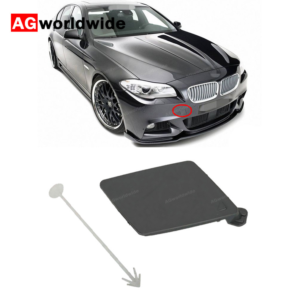 Painted or Primed BMW Rear Tow Hook Cover F32 F33 F36 GT Series 2013-2017
