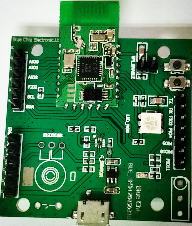 <font><b>Bluetooth</b></font> 4.0BLE development board CSR1010 support MESH/ /IOT/<font><b>Beacon</b></font> pedometer