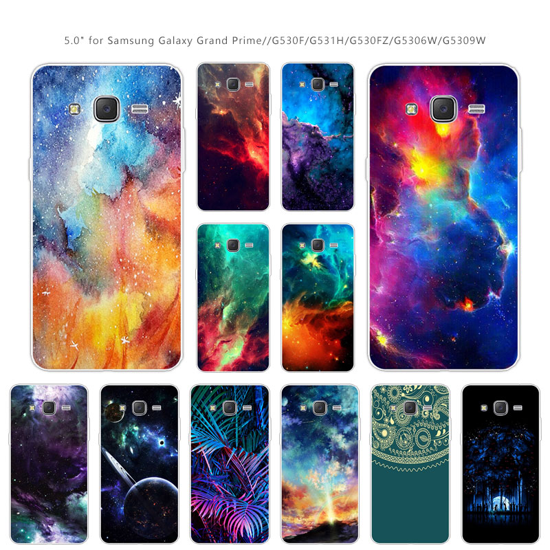 US $0.97 21% OFF|For Coque Samsung Galaxy Grand Prime G530 G530H Nebula Cover Silicone For Samsung Grand Prime G530Y G530FZ G531 Phone Case|Fitted ...