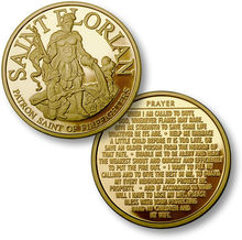 Low price Prayer Challenge Coin big discount custom Personalized coins wholesale cheap