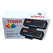2x XL Compatible TONER CARTRIDGES for Samsung ML-2160 ML-2165W SCX-3400F SCX-3405FW SCX-3405W тонер nv print nv samsung для ml 2160 ml 2165 ml 2165w scx 3400 3400f 3405 3405f 3405fw 3405w xpress m2020 m2020w m2070 m2070w m2070fw black