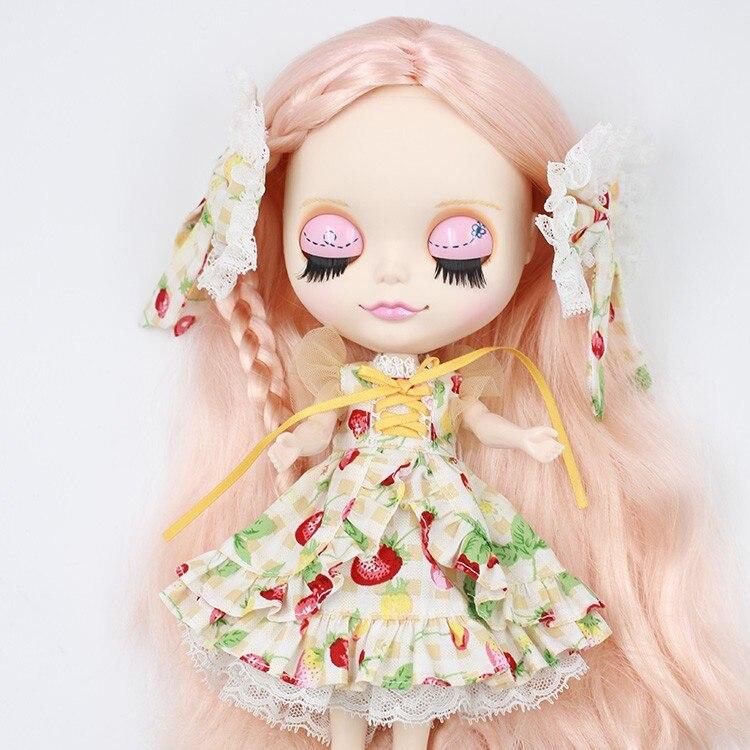Neo Blythe Doll Butterfly Skirt Dress 4