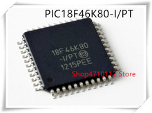 NEW 10PCS/LOT PIC18F46K80-I/PT PIC18F46K80 18F46K80 MCU 8BIT 64KB FLASH TQFP-44. IC