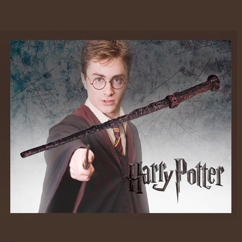 Metal Core Harry Potter Magic Wand Original Version Quality Magic Wand of Magical Stick with Gift