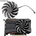 T129215SU 88 мм PLD09210S12HH  заменяемый для Gigabyte Geforce GTX 1050 Ti fan для AMD RX550 RX 560 Fan Mini ITX G1 Radeon игровой вентилятор