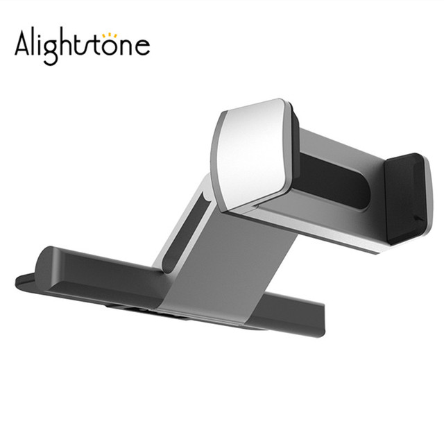 Alightstone Universal Car Phone Holder CD Slot Aluminium Mobile Mount Cradle For iPhone Samsung For All 3.5-6.0 Inch Phone