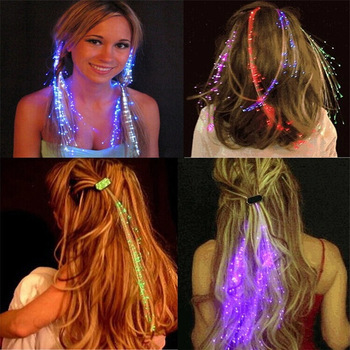 Christmas Decorations 40cm LED Ative Braid Decor Lamp New Year Bachelorette Party Girls Garland Kerst Navidad Natal Christmas.q