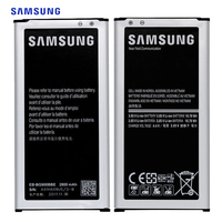 Original High Quality SAMSUNG Battery Model EB BG900BBE For Samsung GALAXY S5 Replacement Phone Battery 2800