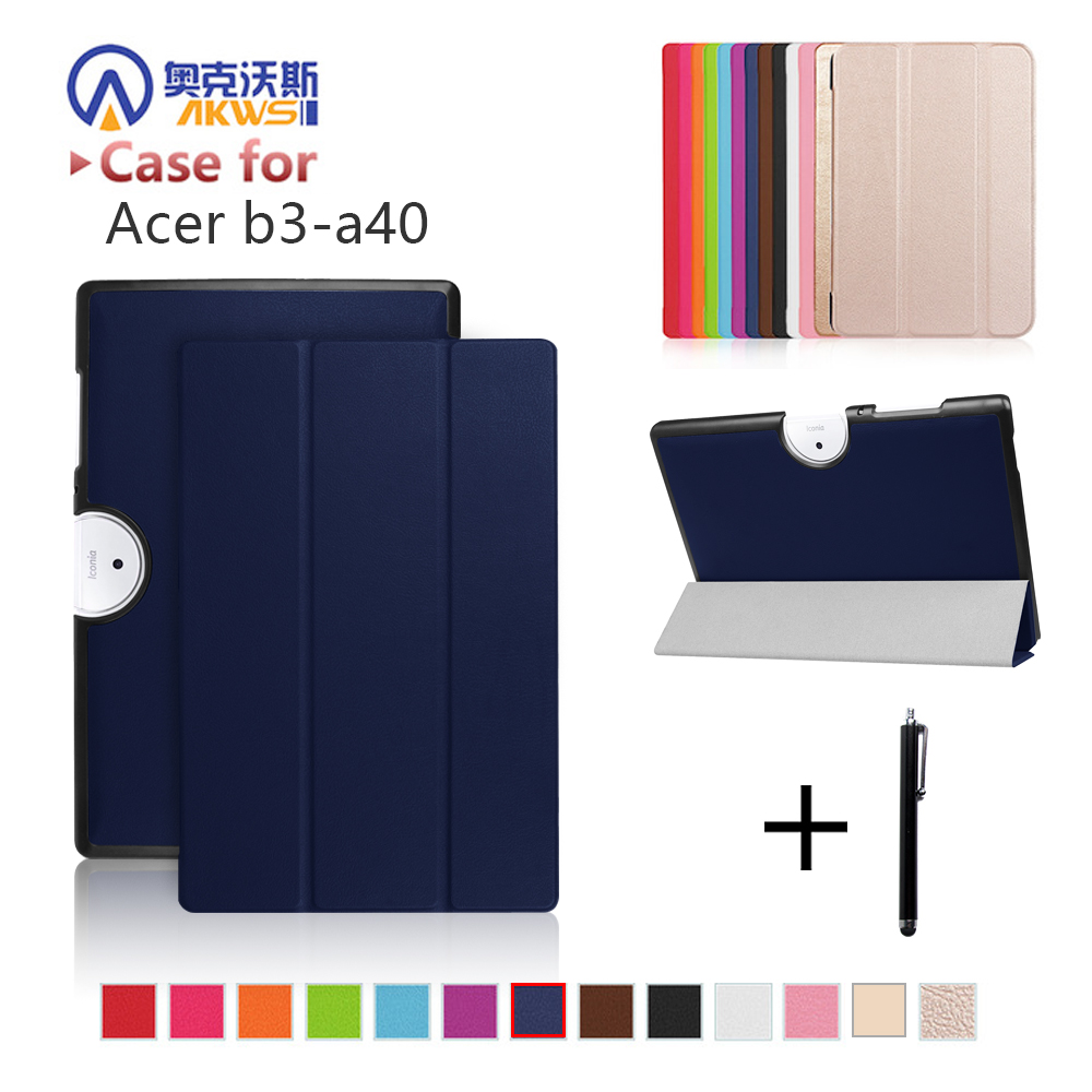 Funda Cover Case For 2017 Acer Iconia One 10