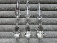 Drop shipping natural white crystal drop pendant pendulum spiritual wholesale
