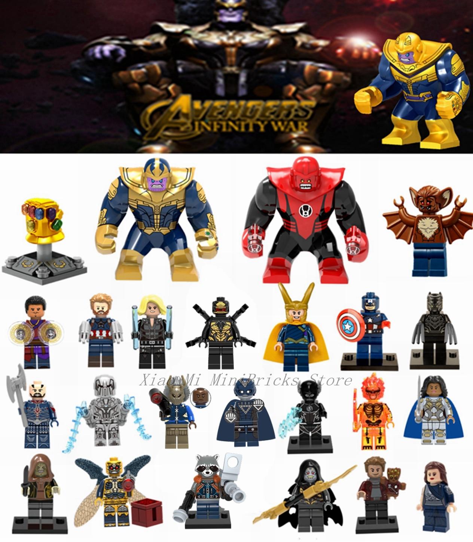 Punctual Thor Legoings Movie Marvel Ragnarok Super Heroes Avengers Loki Hela Valkyria Figures Action Models Building Blocks Brick Toy Kid Blocks