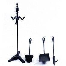fireplace accessories 4 pcs set free shipchina