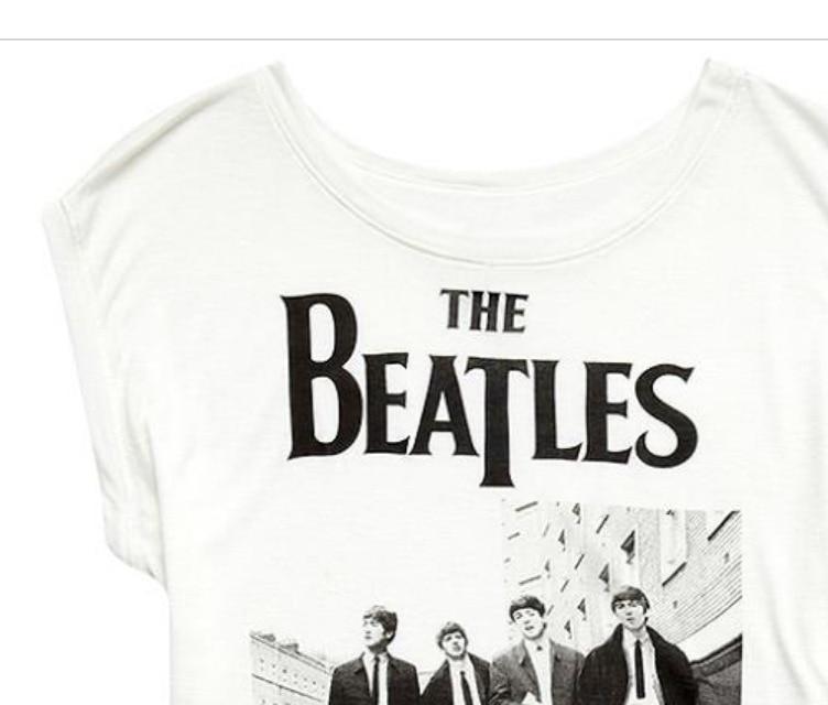 the beatles shirt women