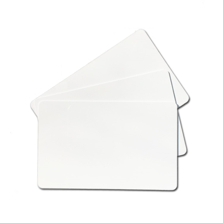 200PCS 1K White Blank Card 13.56MHz ISO14443A IC Card