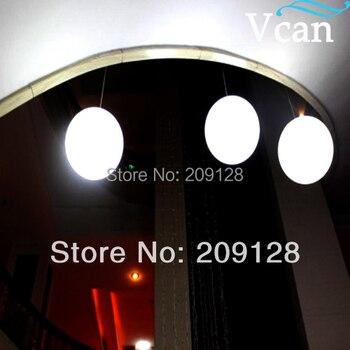 waterproof plastic white led ceiling light    V V-WD50