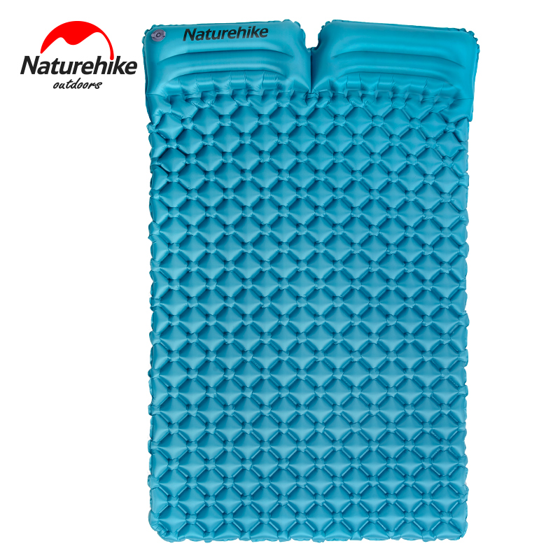 Almofada de Dormir Inflável Air Bag Enchimento Nh16d003-d