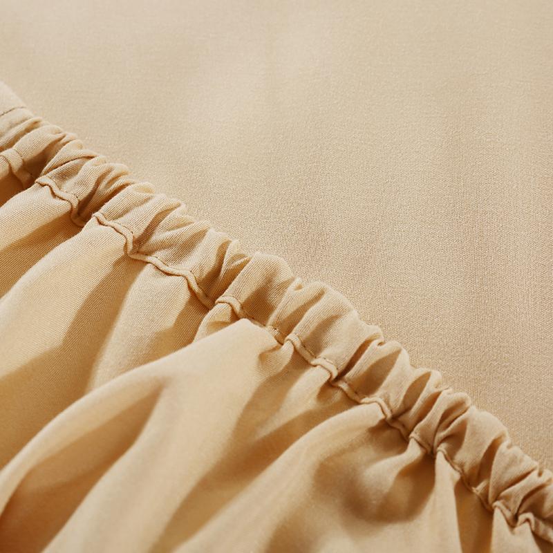 Mugavalt madratsi ümber kinnitatav voodilina