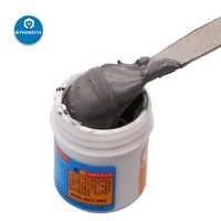Mecánico de pasta de soldadura flujo XG-50 XG-Z40 soldadura estaño Sn63/Pb67 la soldadura para la soldadura de hierro placa de circuito SMT SMD herramienta de reparación pasta de flujo