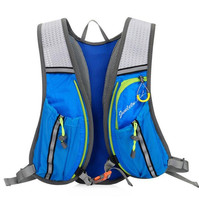 12L Cycling Backpack Running Marathon Bag Hydration Backpacks Water Bags Bicycle Riding Outdoor Sports Rucksacks