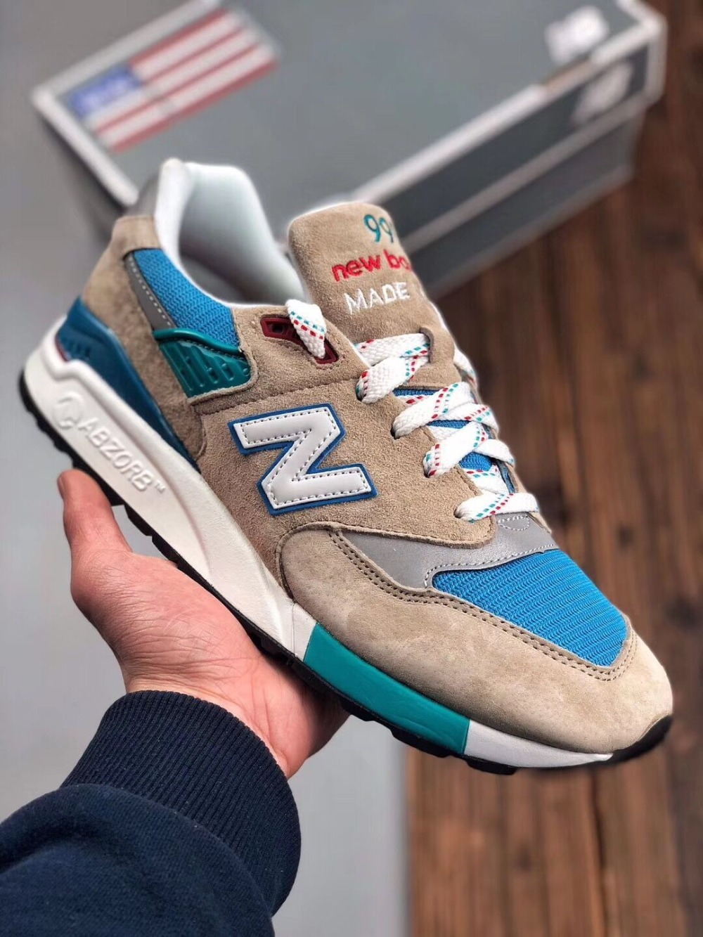 NEW BALANCE 998 Retro Authentic Mens/Womens Running Shoes,Classic REVlite M998XAD Outdoor Sports Shoes Sneakers Size Eur 36-48NEW BALANCE 998 Retro Authentic Mens/Womens Running Shoes,Classic REVlite M998XAD Outdoor Sports Shoes Sneakers Size Eur 36-48