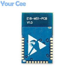 Image 3 - 5 pcs CC2530 Core לוח CC2530F256 2.4G 4dBm 2.5 mW אלחוטי משדר מודול רשת Zigbee לוח מודול גרסה משודרגת