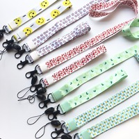 10pcs Lot Mobile Phone Strap Lanyard Neck Strap For Keys ID Card Mobile Phone USB Badge