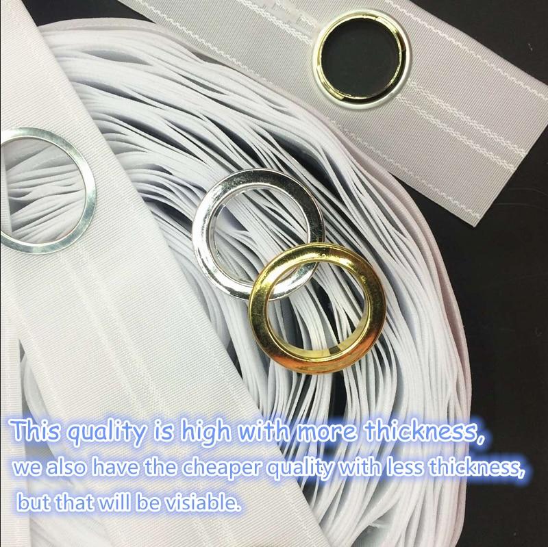 Ring Holes Curtain