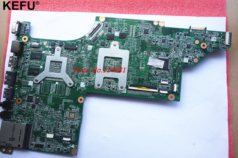 595133-001 fit for hp pavilion DV6-3000 laptop motherboard DV6Z-3000 NOTEBOOK HD5470 ,fast shipping nokotion 595133 001 main board for hp pavilion dv6 dv6 3000 laptop motherboard hd5470