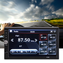 7012B Bluetooth 7inches Touch Screen 2 DIN Car MP5 MP3 Player In Dash AUX FM USB Stereo Radio Music Player