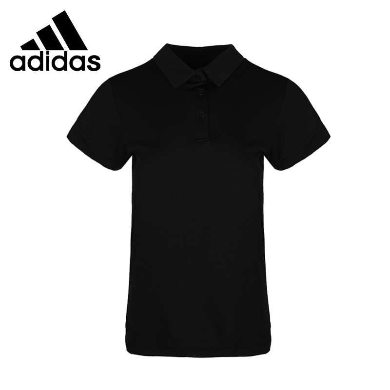 Original New Arrival  Adidas CLMCH W POLO SL Women's  POLO short sleeve Sportswear