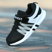 Hot Kids Shoes for Boys Girl Children Casual Sneakers Baby Girl Air Mesh Breathable Soft Running Sports Shoes