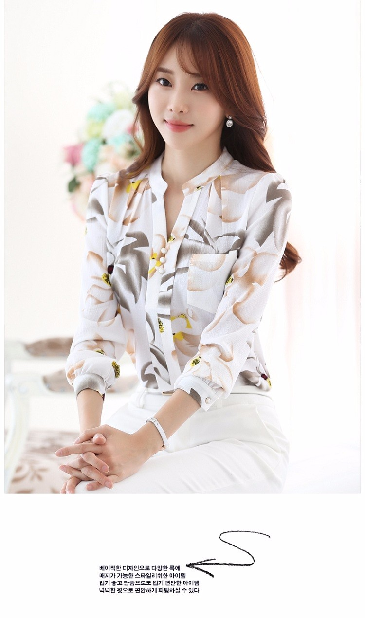 HTB1NtN9NVXXXXXZXXXXq6xXFXXXZ - Autumn Fashion Blouse Office Work Wear shirts Women Tops