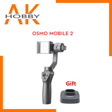 DJI Osmo Mobile 2 3-Axis Handheld Stabilizer for smart phone 3-axis gimbal Stent Zoom Control VS Zhiyun Smooth 4 Feiyu Vimble 2