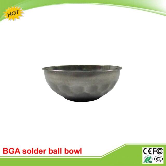 3 pieces/lot caliber 11CM depth 3.8CM BGA bowl for holding extra solder balls