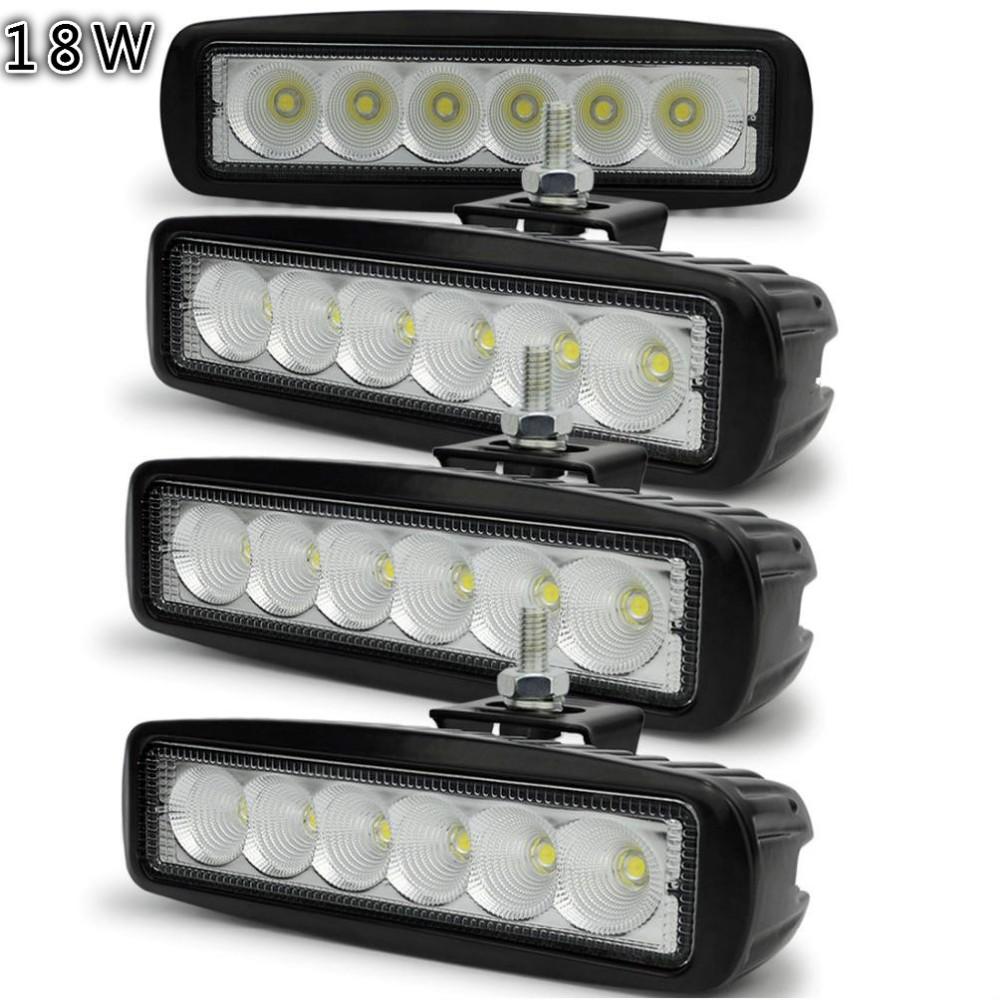 18W led car light 2
